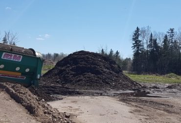 Compost & Wood Mulch For Sale