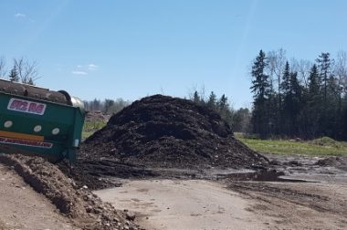 Compost & Wood Mulch Sales