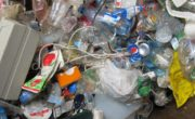 pile of recycling