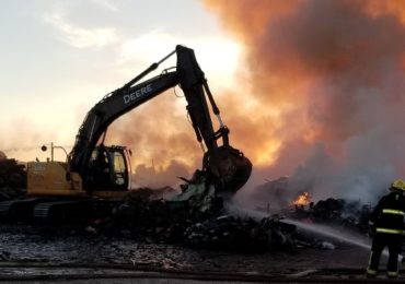 Landfill Fire Update